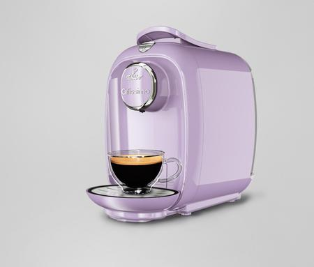 Ekspres do kawy Cafissimo PICCO Violet Flower TCHIBO