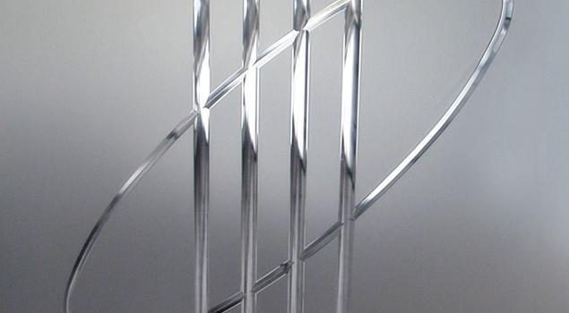 Szkło grawerowane w aranżacjach wnętrz. Szklane drzwi Mochnik