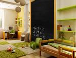 Farba do tablic – sposób na ścianę w pokoju dziecka