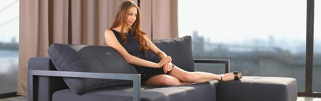 Królowa salonu – sofa
