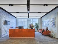 Aranżacja nowego biura Grupy Saint-Gobain