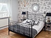 Romantyczna sypialnia z charakterem