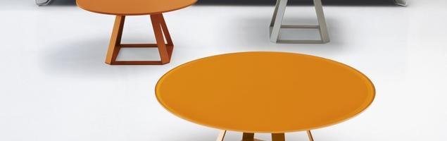 Stoliki H2 Fabryki Mebli BALMA otrzymały nagrodę red dot award: product design 2013