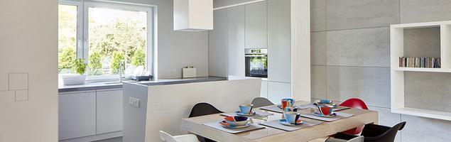 """Wnętrze """"Pod Napięciem"""", czyli przepis na nowoczesne mieszkanie"""